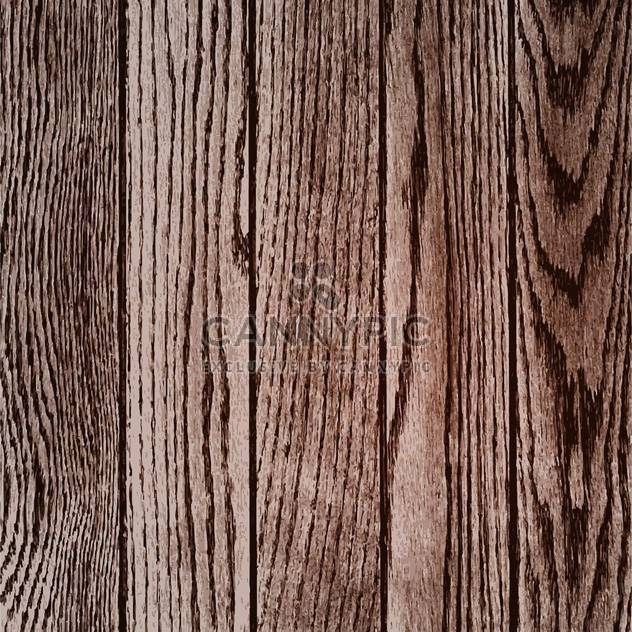 Vector wooden planks background - Free vector #129551