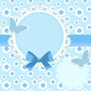 happy birthday scrapbook background - vector gratuit #132491