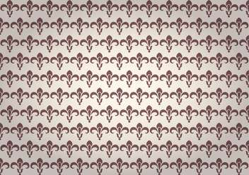 seamless damask vector pattern - бесплатный vector #132541