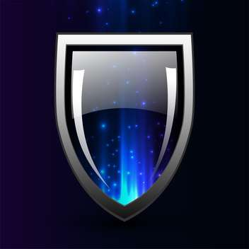 protect shield vector illustration - vector gratuit #134701