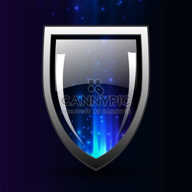 protect shield vector illustration - Free vector #134701