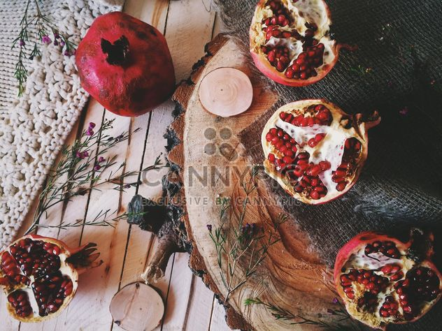 Granatäpfel - Kostenloses image #136271