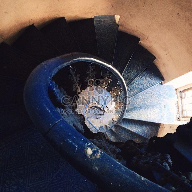 винтажные винтовая лестница - бесплатный image #136431