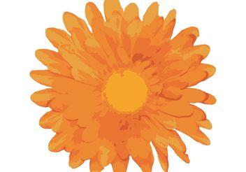 Flower Vector - Random Free Vectors Part 3 - Free vector #139111