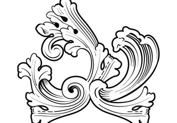 Vector Ornament - vector #139261 gratis