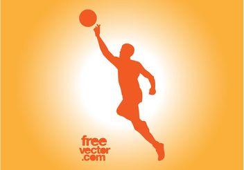 Ball Game Vector - vector gratuit #141371