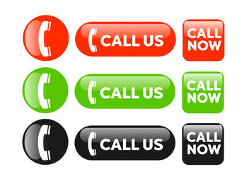 Call Now Buttons - vector gratuit #141611