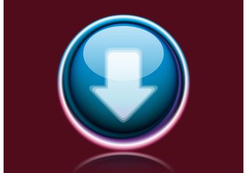 Download Button Vector - Free vector #141761
