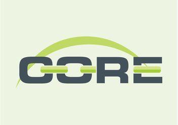 Core Logo - Free vector #142471