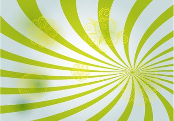 Swirls And Flourishes - vector gratuit #143481