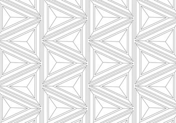 Geometric Linear Background Pattern - vector #143551 gratis