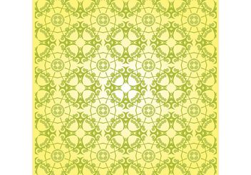 Floral Pattern Art - vector #143921 gratis