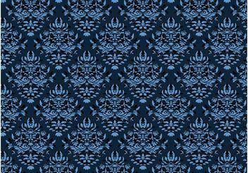 Vintage Interior Pattern - Free vector #143941