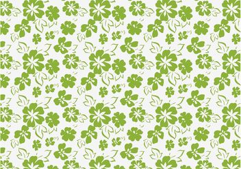 Blossoms Pattern - vector gratuit #143971