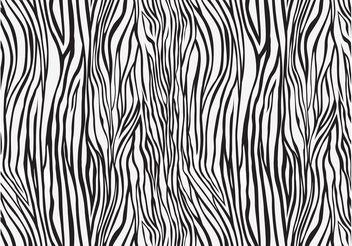 Zebra Pattern - vector #143981 gratis