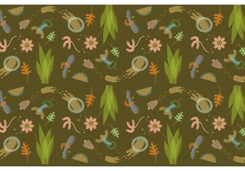 Abstract Pattern Background Vector - бесплатный vector #144101