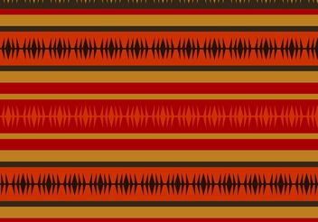 Native American Pattern Free Vector - Kostenloses vector #144281