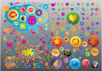 Symbols - Free vector #144731