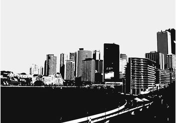 Urban Life - Free vector #145251