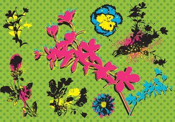 Nature Grunge - Free vector #145871