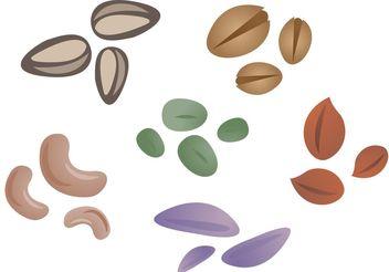 Seed Vectors - vector #146161 gratis