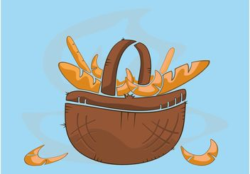Baked Goods - Free vector #147741