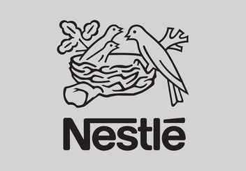 Nestle Logo - бесплатный vector #147831
