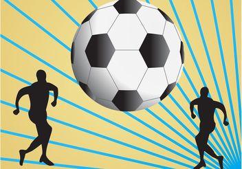 Soccer Design - Free vector #148271