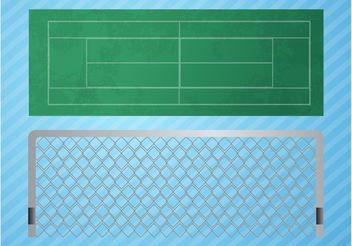 Soccer Field - vector #148291 gratis