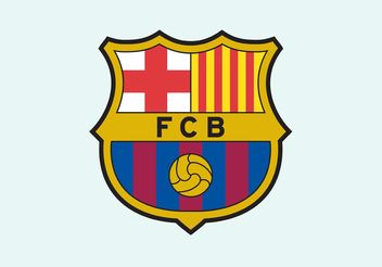 FC Barcelona - Free vector #148431