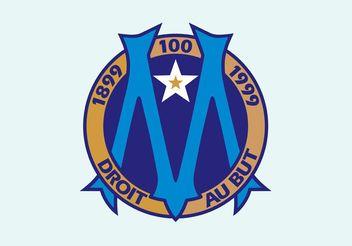 Olympique de Marseille - Kostenloses vector #148471