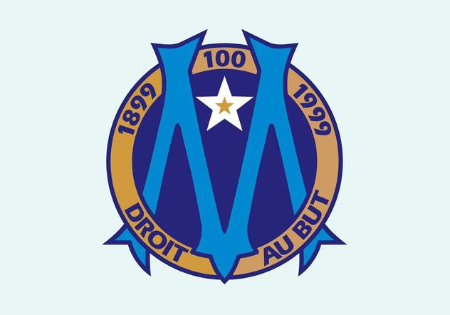 Olympique de Marseille - vector #148471 gratis