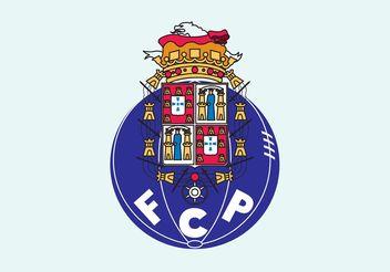 FC Porto - Kostenloses vector #148481