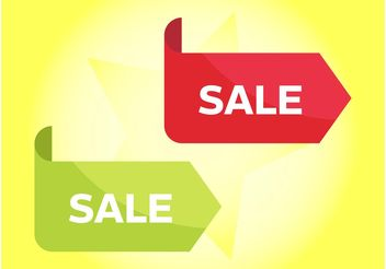 Sale Pointers - Free vector #150441