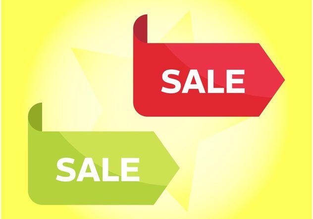 Sale Pointers - бесплатный vector #150441