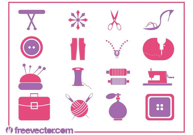 Fashion Symbols - vector gratuit(e) #150571