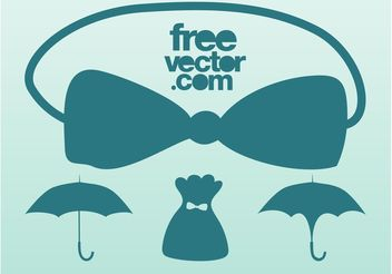 Fashion Accessories Vector - Free vector #150581