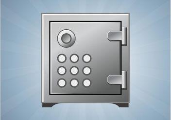 Vector Safe - vector #150881 gratis