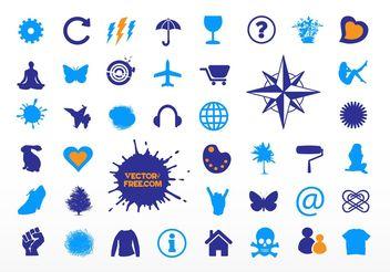 Free Icons Vectors - Free vector #150941