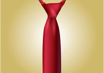 Realistic Tie - Free vector #151861