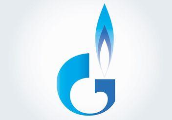 Gazprom - vector gratuit #152401
