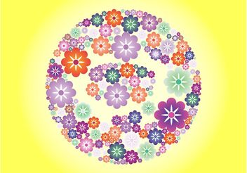 Flowers Image - vector #153291 gratis