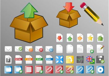 Computer Icons Graphics - Free vector #153511