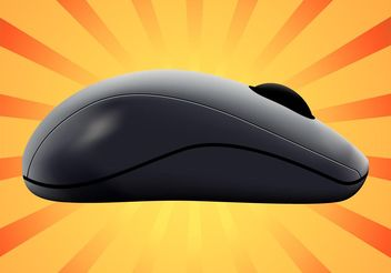 Computer Mouse - Free vector #153541
