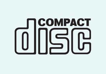 Compact Disc - Free vector #153691