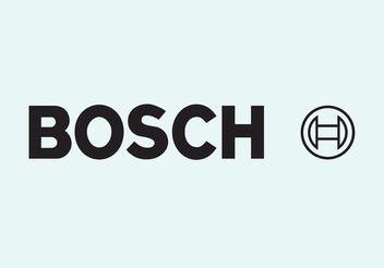 Bosch Logo - Free vector #154091