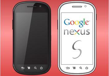 Google Nexus S - Kostenloses vector #154281
