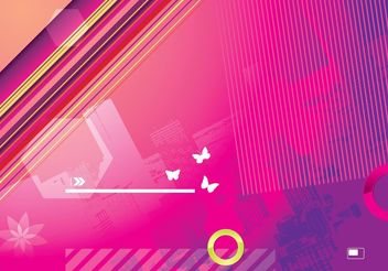Abstract Vector Background - Free vector #154581
