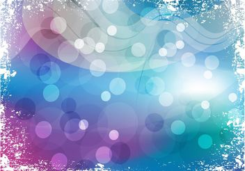 Blue Grunge Background Image - Free vector #155001