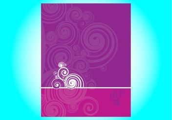 Swirls Graphics - vector gratuit #155201